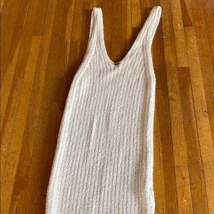 Free people, knitted dress